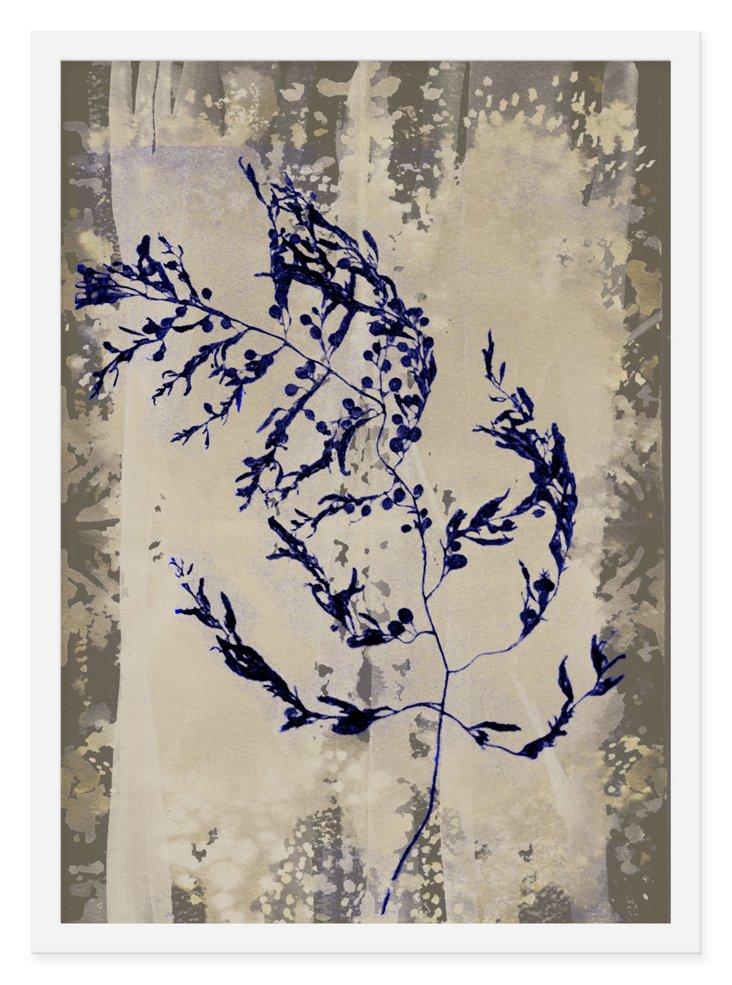 Ayelet Iontef, Blue Print Leaves