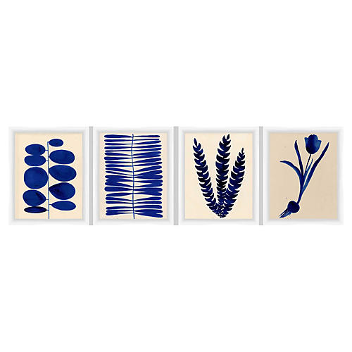 As Collective, Indigo Arrangement