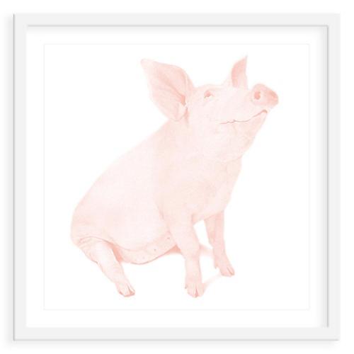 Pink Pig, Heather Lancaster