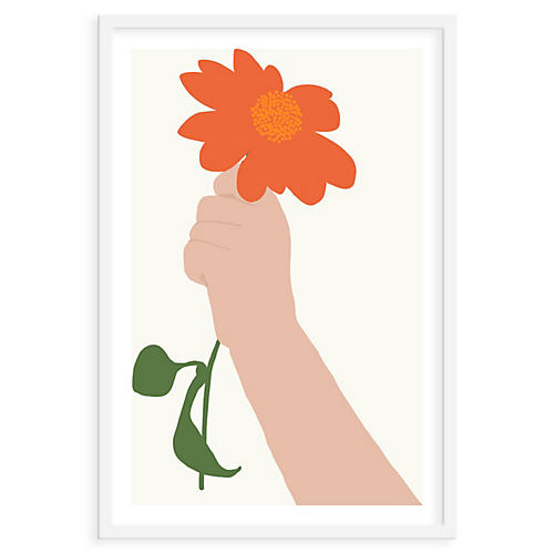 Jorey Hurley, Orange Flower