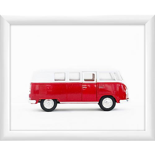 Leslee Mitchell, Red Volkswagen Van