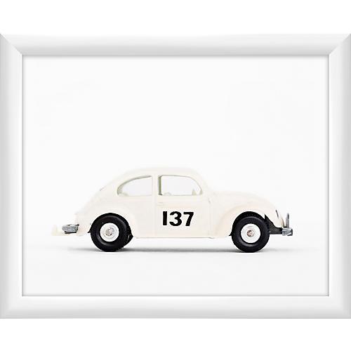 Leslee Mitchell, Volkswagen Beetle