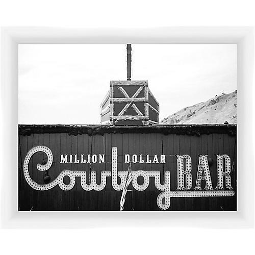 Leslee Mitchell, Million Dollar Cowboy Bar