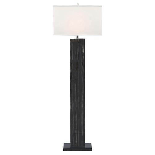 Dylan Floor Lamp, Black