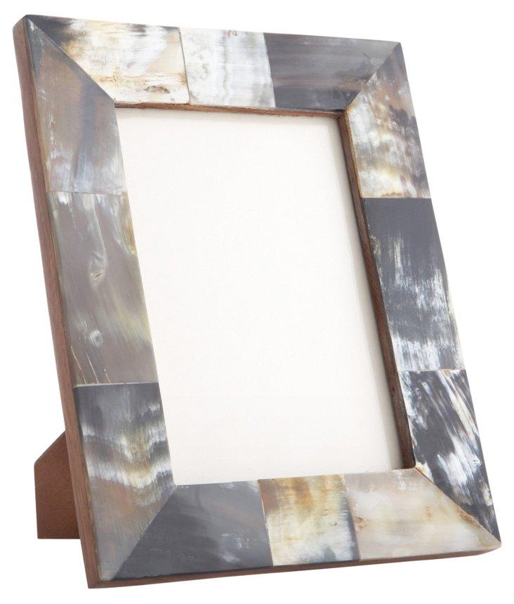 Horn Frame, 4x6, Natural