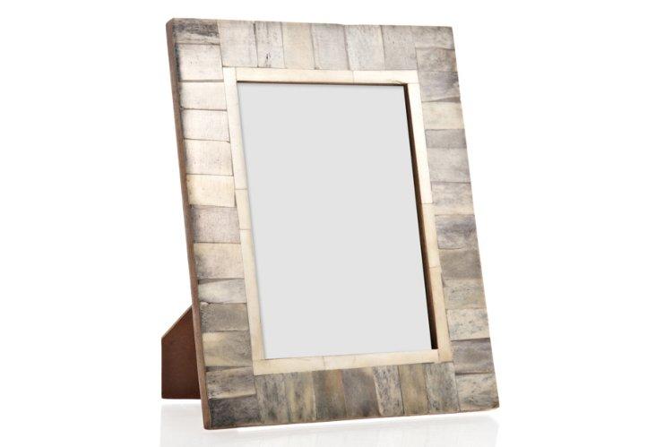 Bone Frame, 5x7, Slate