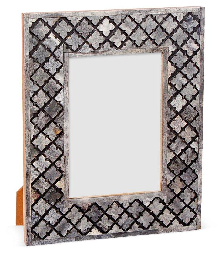 Alhambra Frame, 5x7, Gray
