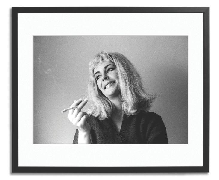 Photo of Elizabeth Taylor, 1963