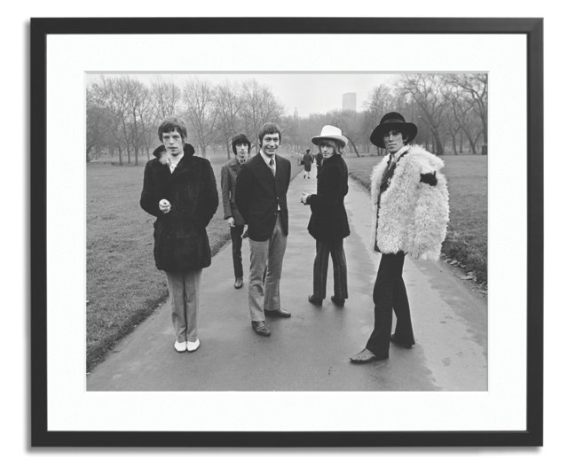 Rolling Stones in Green Park