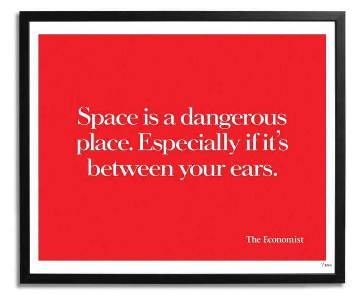 Space is a Dangerous Place