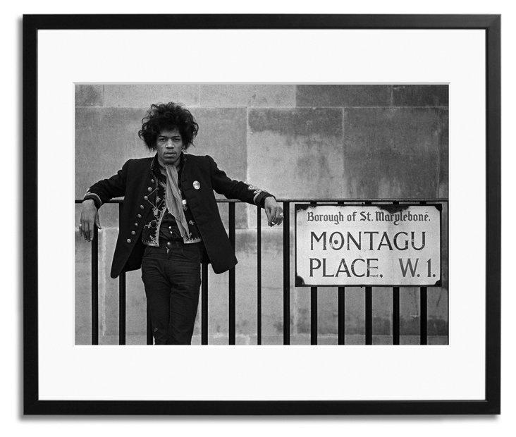 David Magnus, Hendrix Montagu Place