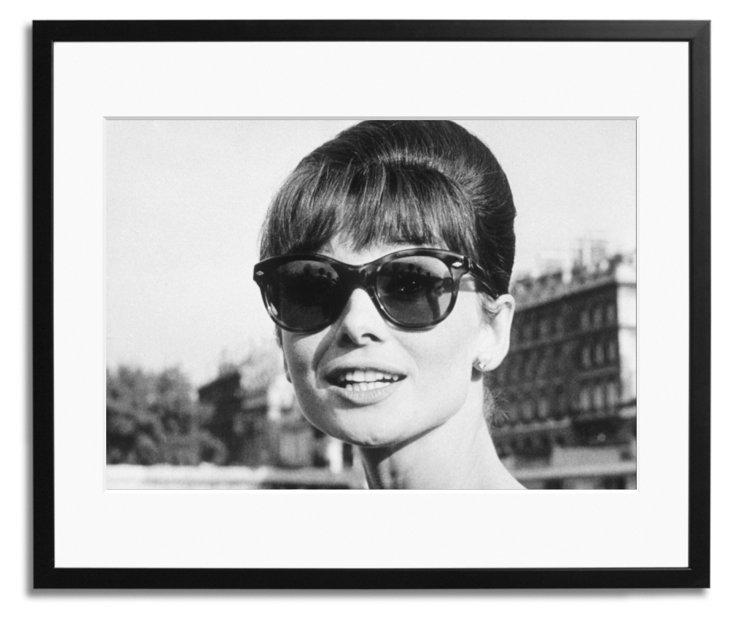 Rex Features, Hepburn 1964
