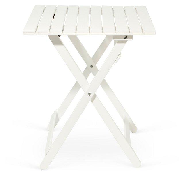 Santa Monica Table, White