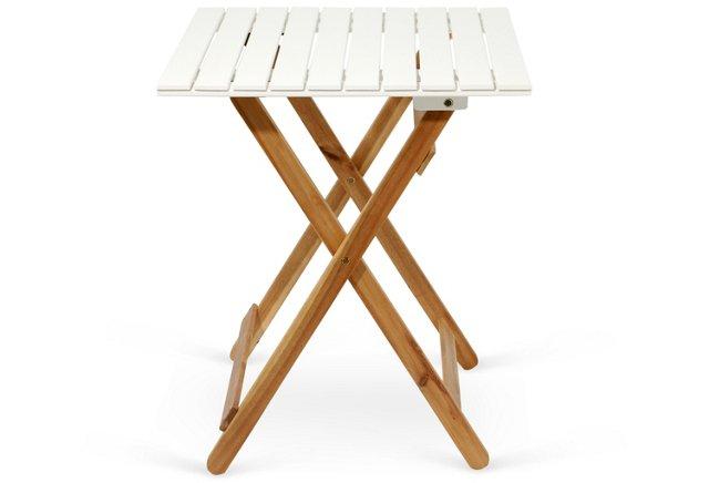 Santa Monica Table, Two-Tone
