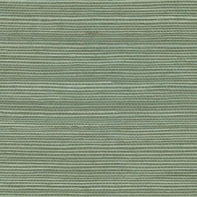 Sisal Grasscloth, Sage Green