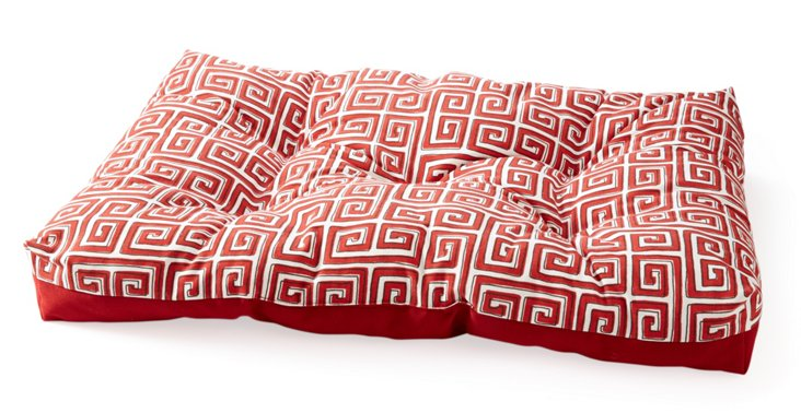 Reversible Neo Key Futon Bed, Poppy