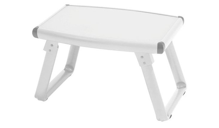 DNU, R-Pompano Side Table, Whi