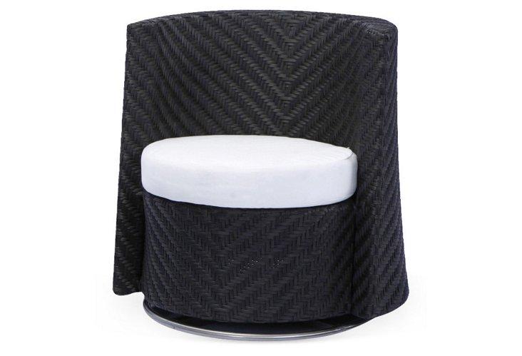 Triumph Swivel Motion Chair, Espresso