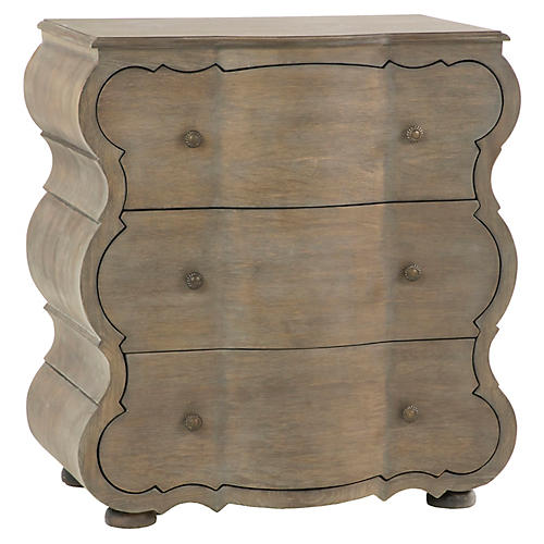 Melrose Dresser, Weathered Gray