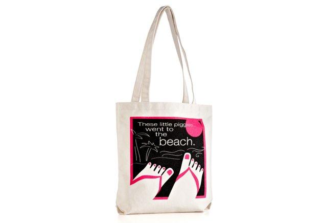 Beach Tote, Beach Living