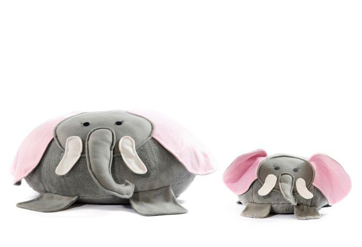 Elephant Pillow Bump Bundle