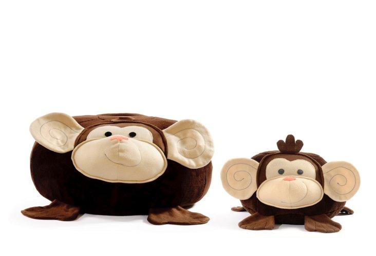 Monkey Pillow Bump Bundle