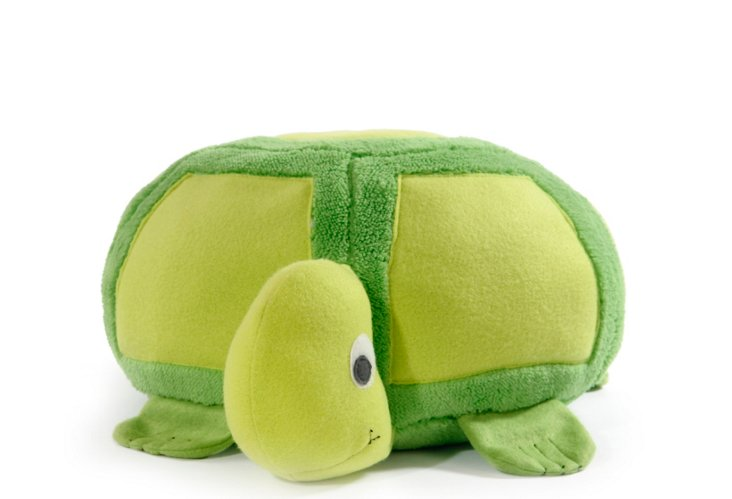 Toby the Turtle Bitty, Green