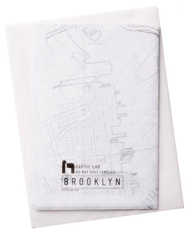DIY Quilt Kit, Brooklyn
