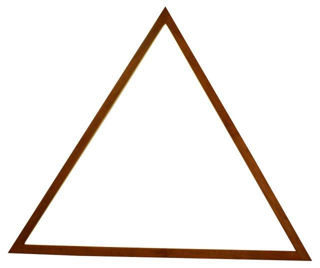 Triangle Line Light
