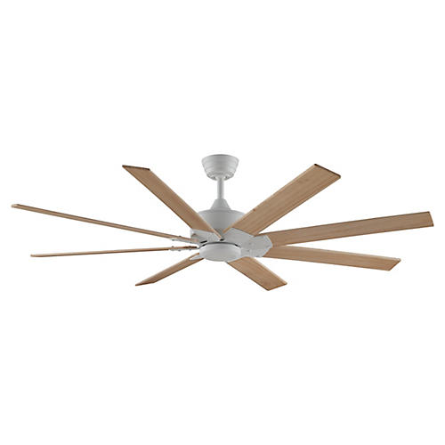 Levon Ceiling Fan, Beige