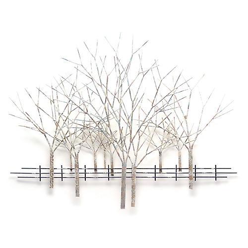 C. Jeré, Winter Orchard