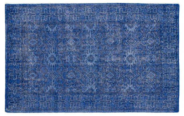 Vera Rug, Blue