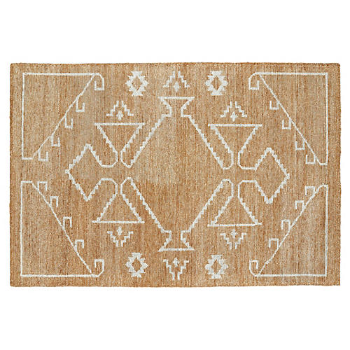 Conner Rug, Copper