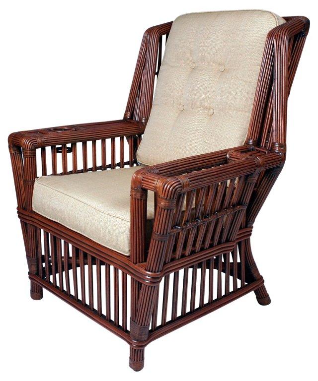 DNU, O-Williamsburg Wing Chair