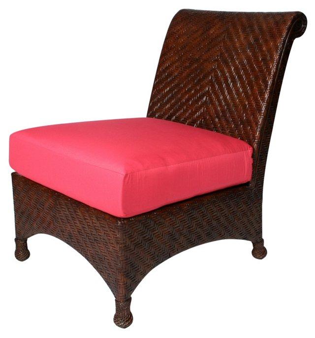 DNU, D-Nova Slipper Chair, Esp