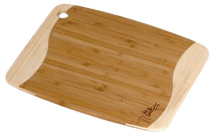 Wahoo Bamboo Cutting Board w/ Groove