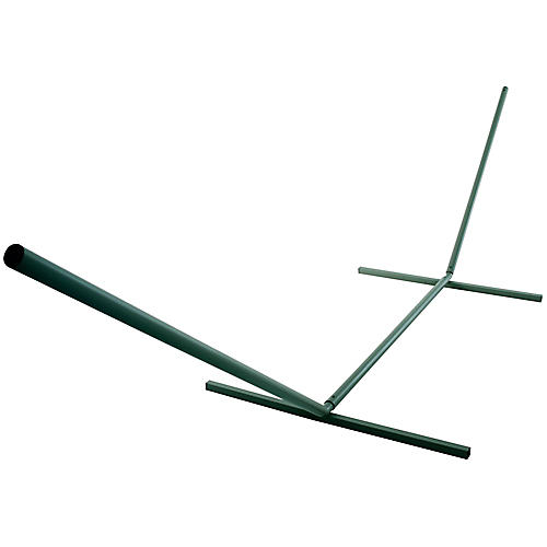Steel Hammock Stand, Forest Green