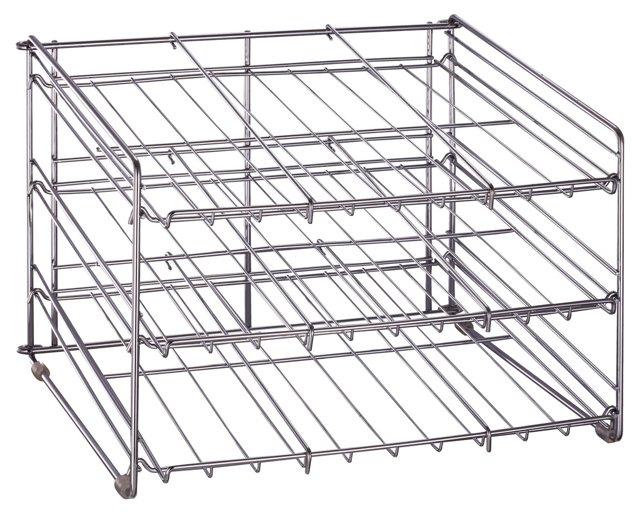 36-Can Storage Rack