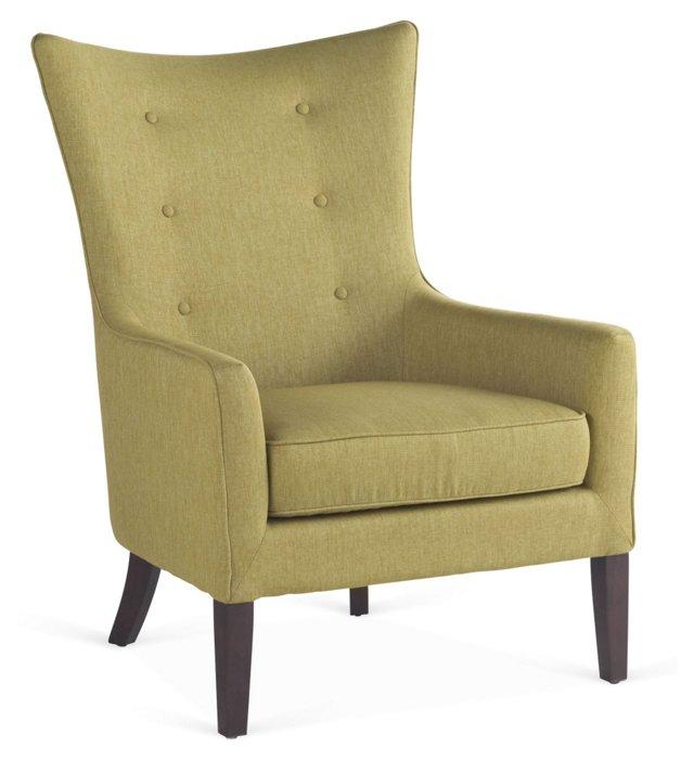 Auberge Armchair, Basil