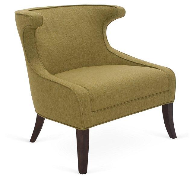 Elliot Chair, Basil