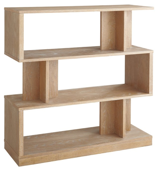 Haley 3-Tier Bookshelf