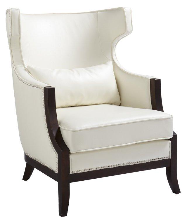 Ellery Chair, Ivory