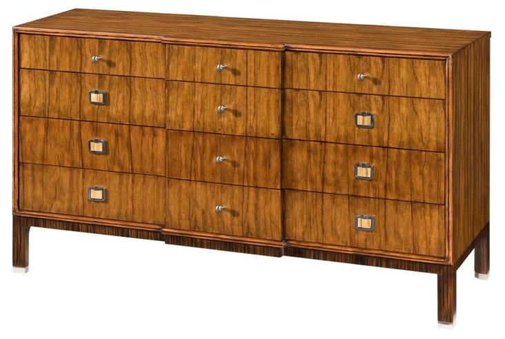 """Stirling 70"""" Dresser, Russet"""