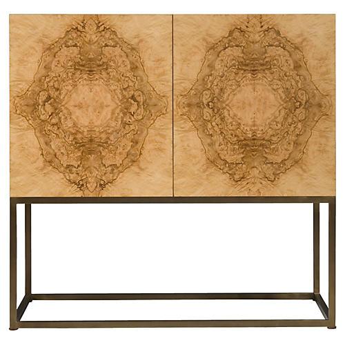 "Symmetry 36"" Cabinet, Almond"