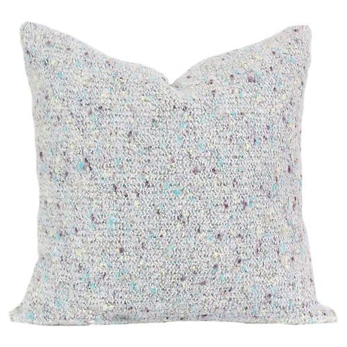 Cayama 20x20 Pillow, White