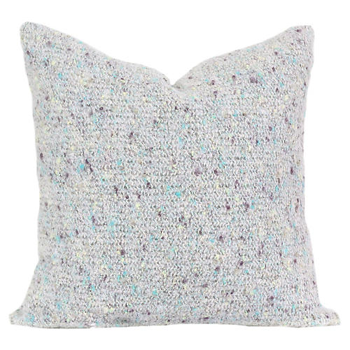 Cayama 20x20 Pillow, White