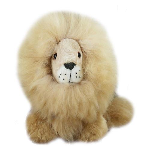 Stuffed Animal Lion Toy