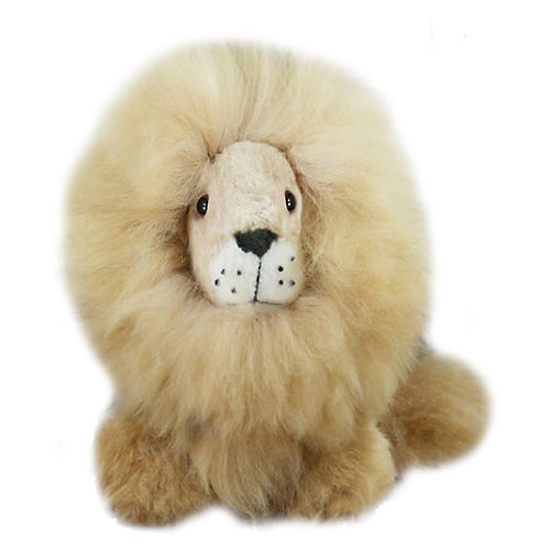 Stuffed Animal Lion Toy