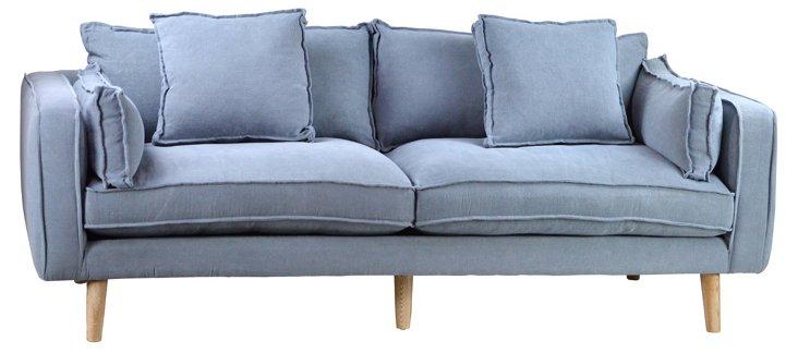 """Lowell 86"""" Sofa"""