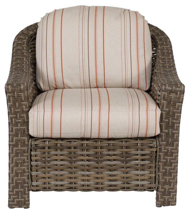 St. Simmons Lounge Chair